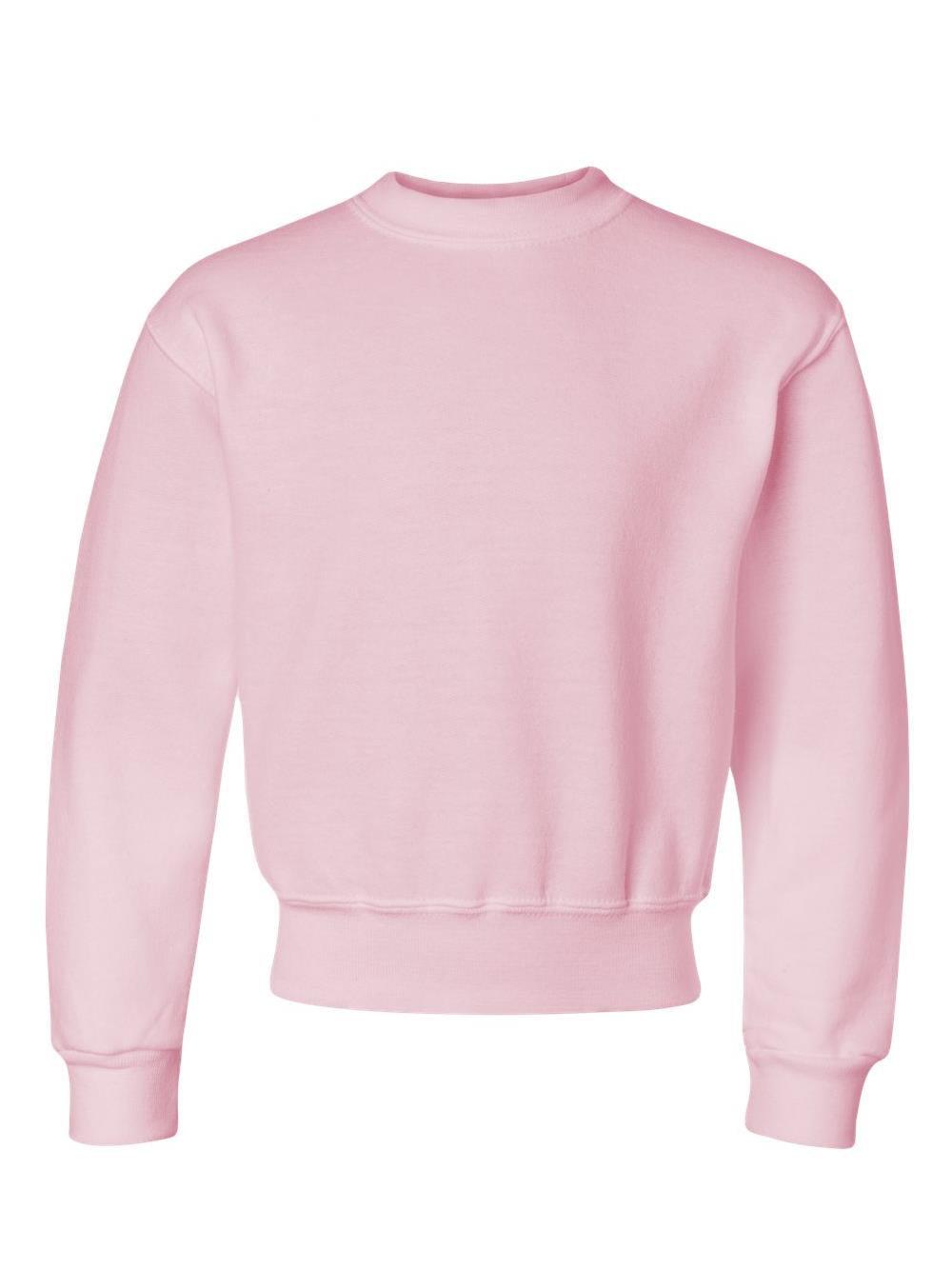 Jerzees NuBlend Youth Crewneck Sweatshirt