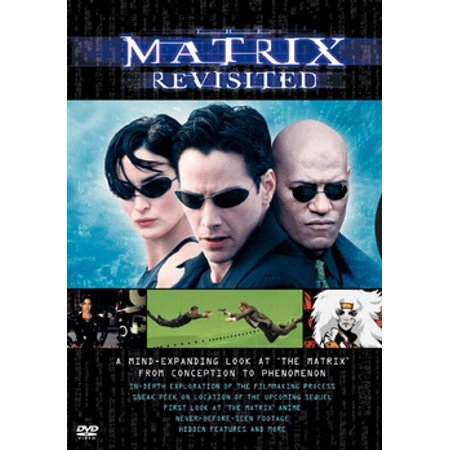 The Matrix Revisited (DVD) - Twins From The Matrix
