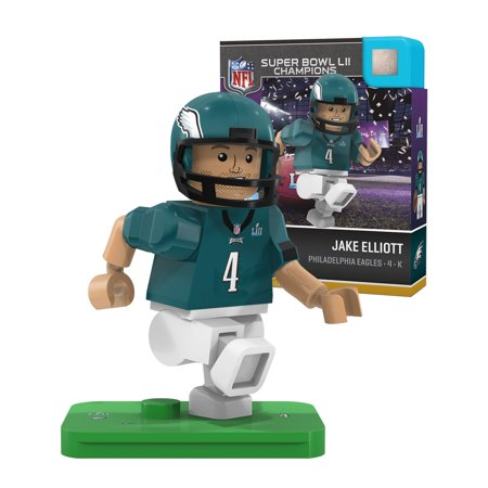 Jake Elliott Philadelphia Eagles OYO Sports Super Bowl LII Champions 3.75