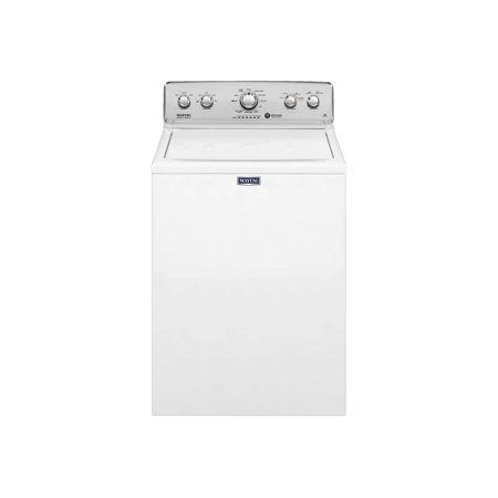 Maytag MVWC565FW - Washing machine - freestanding - width: 27.5 in - depth: 27 in - height: 42 in - top loading - 4.2 cu. ft - white