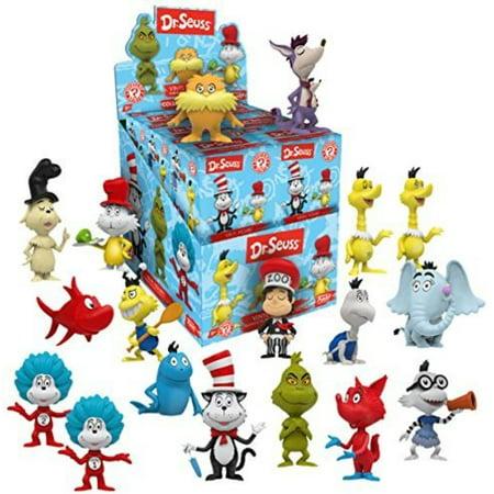 Dr Seuss Collectibles - FUNKO MYSTERY MINI: DR. SEUSS W1