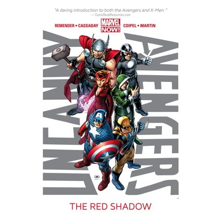 Uncanny Avengers Vol. 1: The Red Shadow - eBook