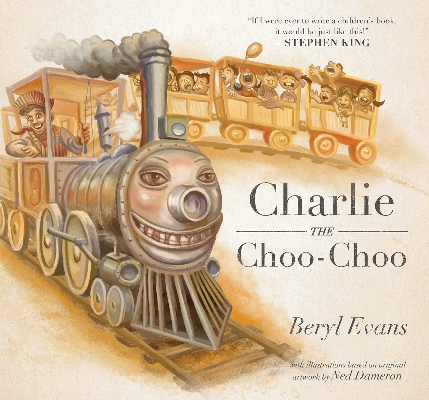 Charlie the Choo-Choo : From the world of The Dark Tower