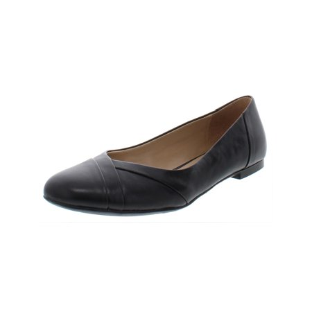 Naturalizer Womens Gilly Padded Insole Flats
