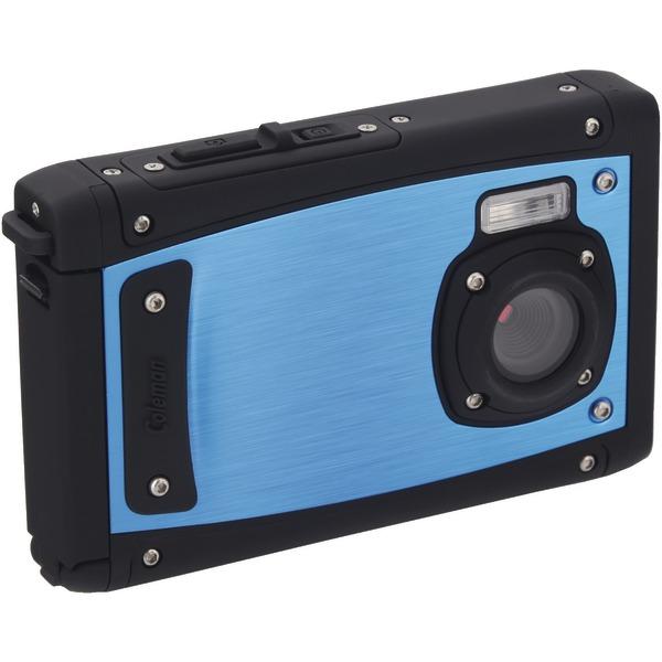 Coleman(R) C40WP-BL 20.0-Megapixel VentureHD 1080p Underwater Digital Camera (Blue) by Coleman