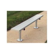 Surface Mount Backless Bench (8 ft.)