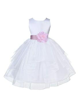 1bbb306dd Girls Dressy Dresses - Walmart.com