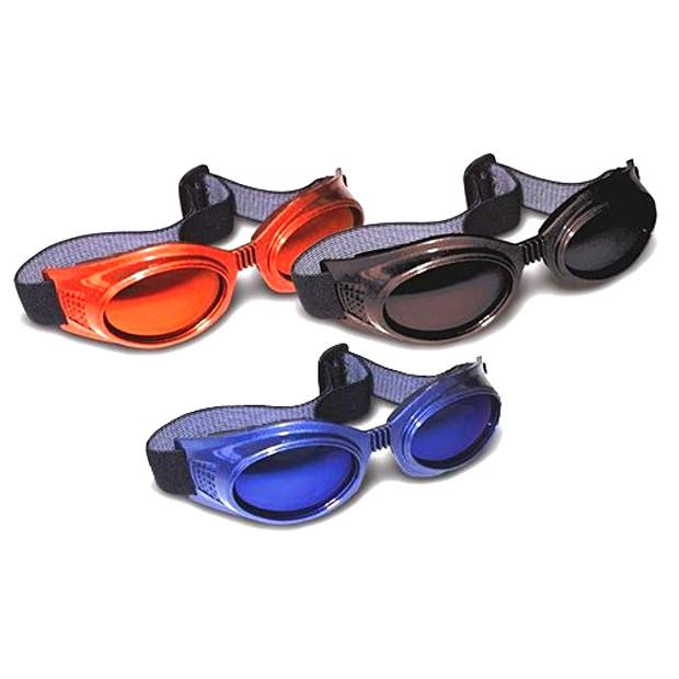 Adult Snowboarding and Sledding Goggles~Black by