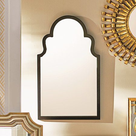 Willa Arlo Interiors Fifi Contemporary Arch Wall Mirror