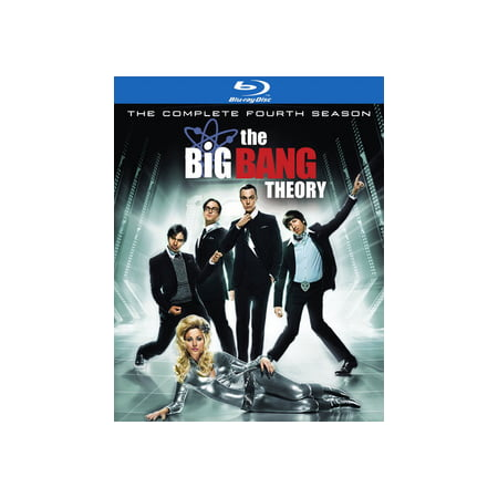 The Big Bang Theory: The Complete Fourth Season (Blu-ray)