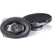 "Kenwood KFC-6996PS 1300-Watt 6x9"" 5-Way Performance Series Flush Mount Coaxial Speakers"