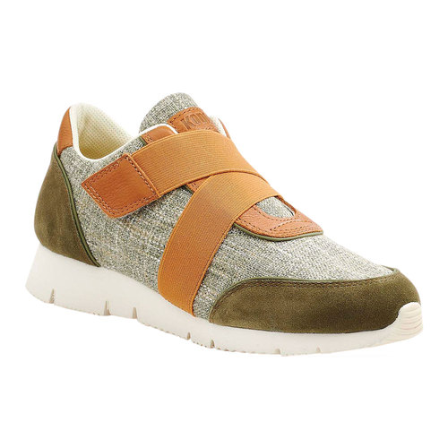 Women's Kodiak Crafted Athleisure Sport Cross Strap Sneaker