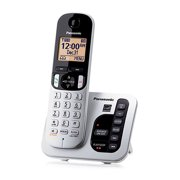 Panasonic KX-TGC210S Expandable Digital Cordless Phone with 1 Handsets