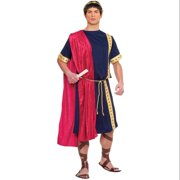 Plus Size Roman Senator Costume for Men - Size XL