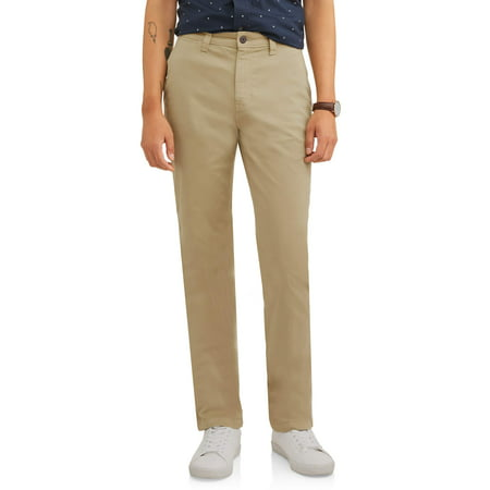 - Men's Slim Straight Chino Pant