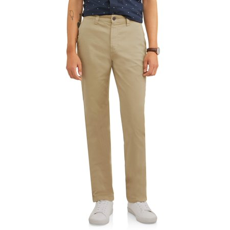 Men's Slim Straight Chino Pant