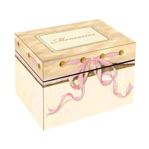 Lexington Studios Journal Ribbon Photo Storage Box