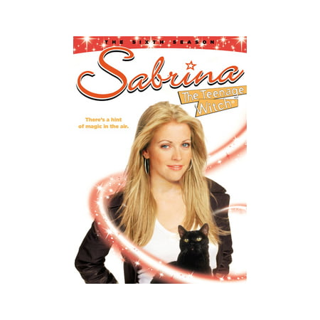 Sabrina the Teenage Witch: The Sixth Season (DVD)](Sabrina The Teenage Witch Halloween Party)