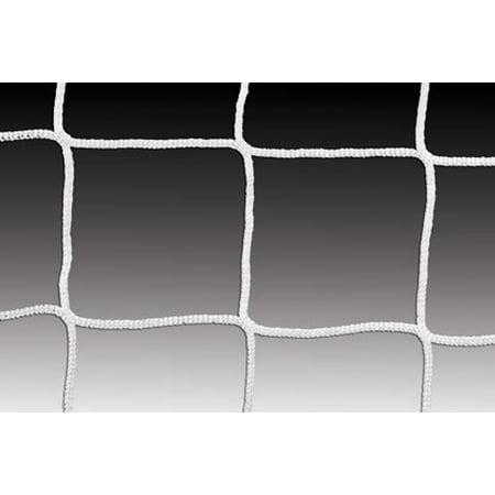 Kwik Goal Soccer Net 7Hx21Wx3Dx7B, 3mm mesh, Orange ()
