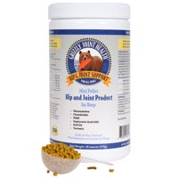 Grizzly Joint Health Mini Pellet Hip & Joint Supplement for Dogs, 20 oz.