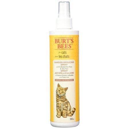 Burt S Bees For Cats Dander Reducing Spray 16 Ounces