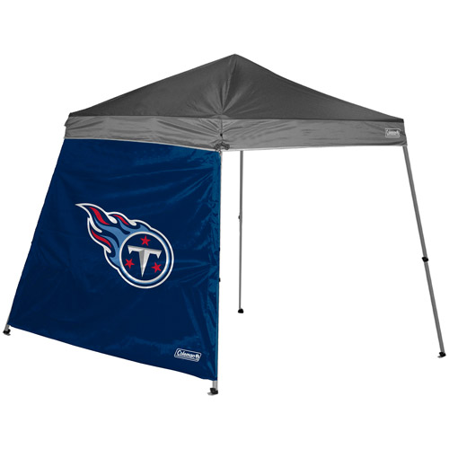 Tennessee Titans NFL 10' x 10' Slant Leg Shelter Side Wall