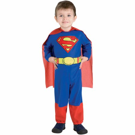 Superman Toddler Halloween Costume, Size 3T-4T