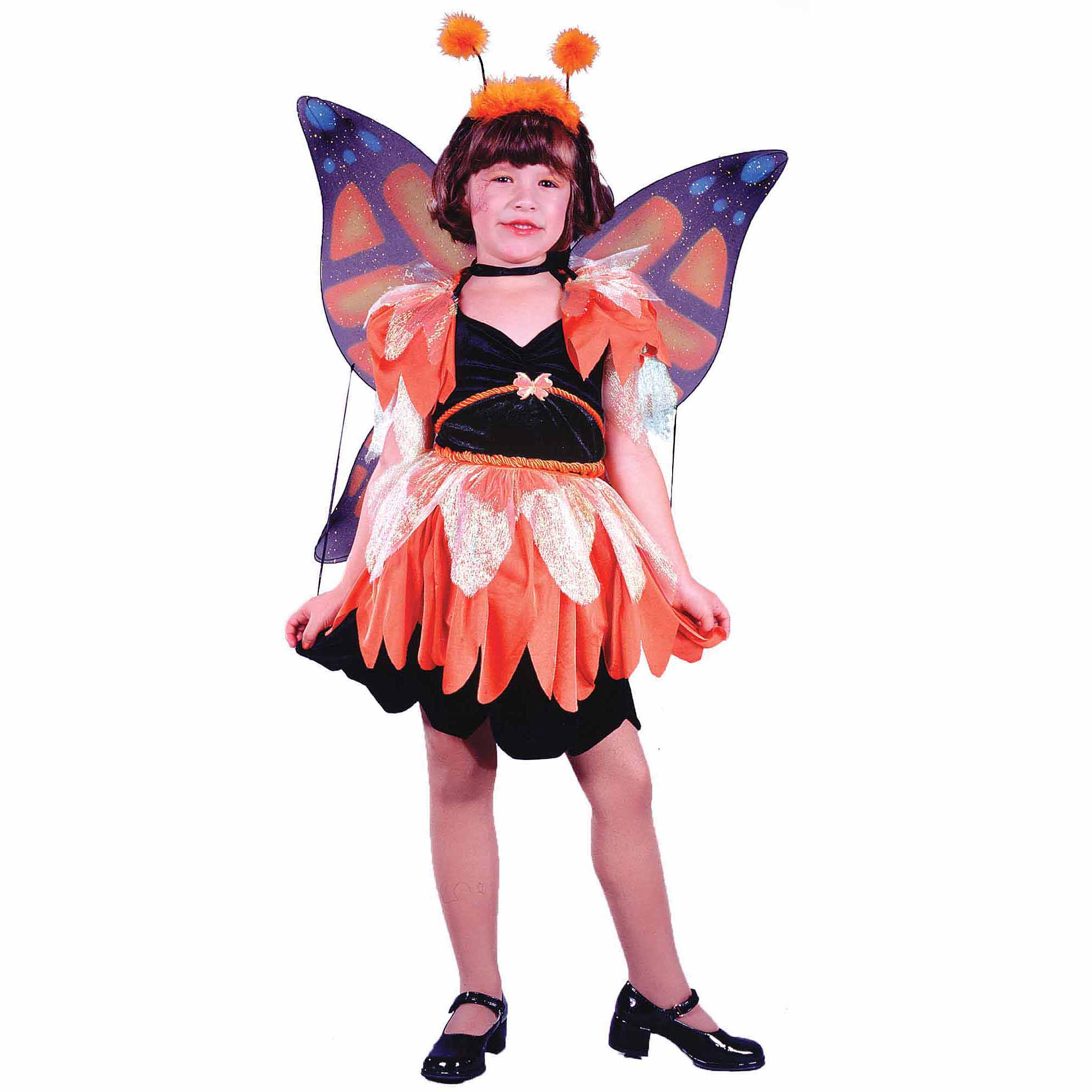 Butterfly Child Halloween Costume
