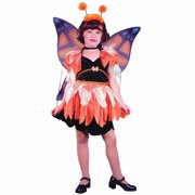 Butterfly Halloween Costumes toddler monarch butterfly halloween costume Butterfly Child Halloween Costume