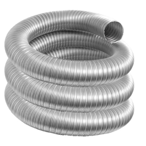 "DuraVent 3DFPRO-50 3"" Inner Diameter - DuraFlex Pro Flexible Liner Chimney Pipe"
