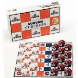 NCAA Auburn Tigers Miniature Helmets Checker Set - image 1 of 1