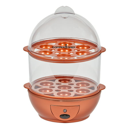 As Seen on TV Perfect Egg Maker Copper