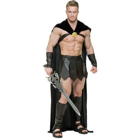 Mens Spartan Legions Cross Shoulder Cost](Low Cost Costumes)