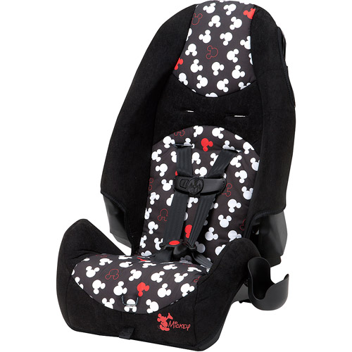 Disney Baby Highback 2-in-1 Booster Car Seat, Choose your Pattern