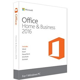 Microsoft Office Home And Business 2016   1 User  Pc Key Card