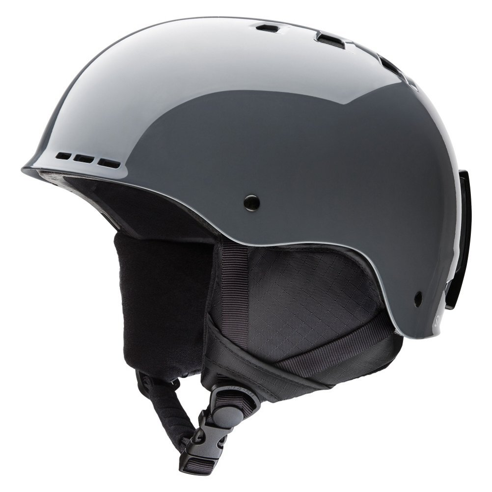 Holt Jr. Youth Ski Snowmobile Helmet , Black, plastic..., By Smith Optics Ship from US by