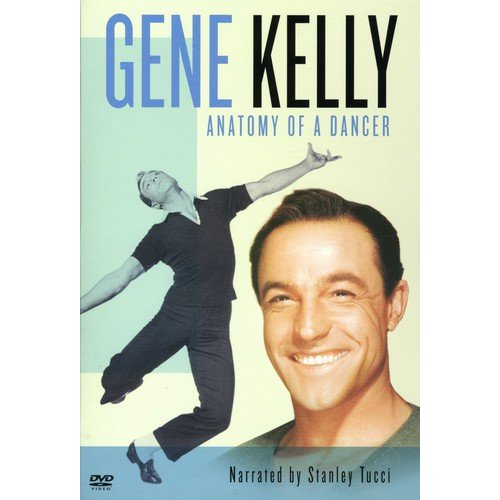 Gene kelly anatomy of a dancer
