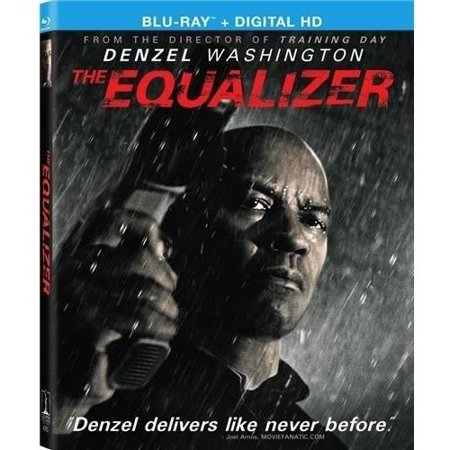 The Equalizer  Blu Ray   Digital Hd   With Instawatch   Widescreen