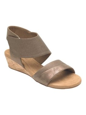 ca69cde3a14b Product Image Women's Rockport Calia 2 Piece Wedge Sandal