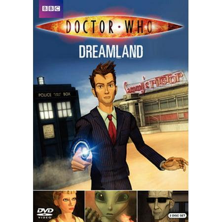 Dr. Who: Dreamland (DVD) ()