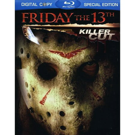 Friday The 13th: Killer Cut (2009) (Blu-ray) - Halloween Friday Tgif
