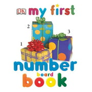 My 1st Number Book (Board Book)