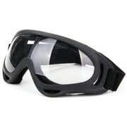 SAYFUT Ski Snowboard Goggles UV Protection Anti-Fog Snow Goggles Outdoor Sports Goggles for Men Women Youth, Clear