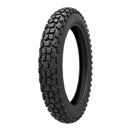 120/80x18 (62P) Tube Type Kenda K270 Dual Sport Rear Tire for Honda CRF250L Rally (ABS)