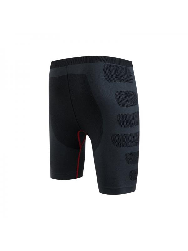 Ropalia Men Sport Quick Dry Shorts Compression Briefs Skin Tight Base Layers Gym Pants