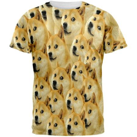 Doge Meme All Over Adult - Halloween Doge Meme