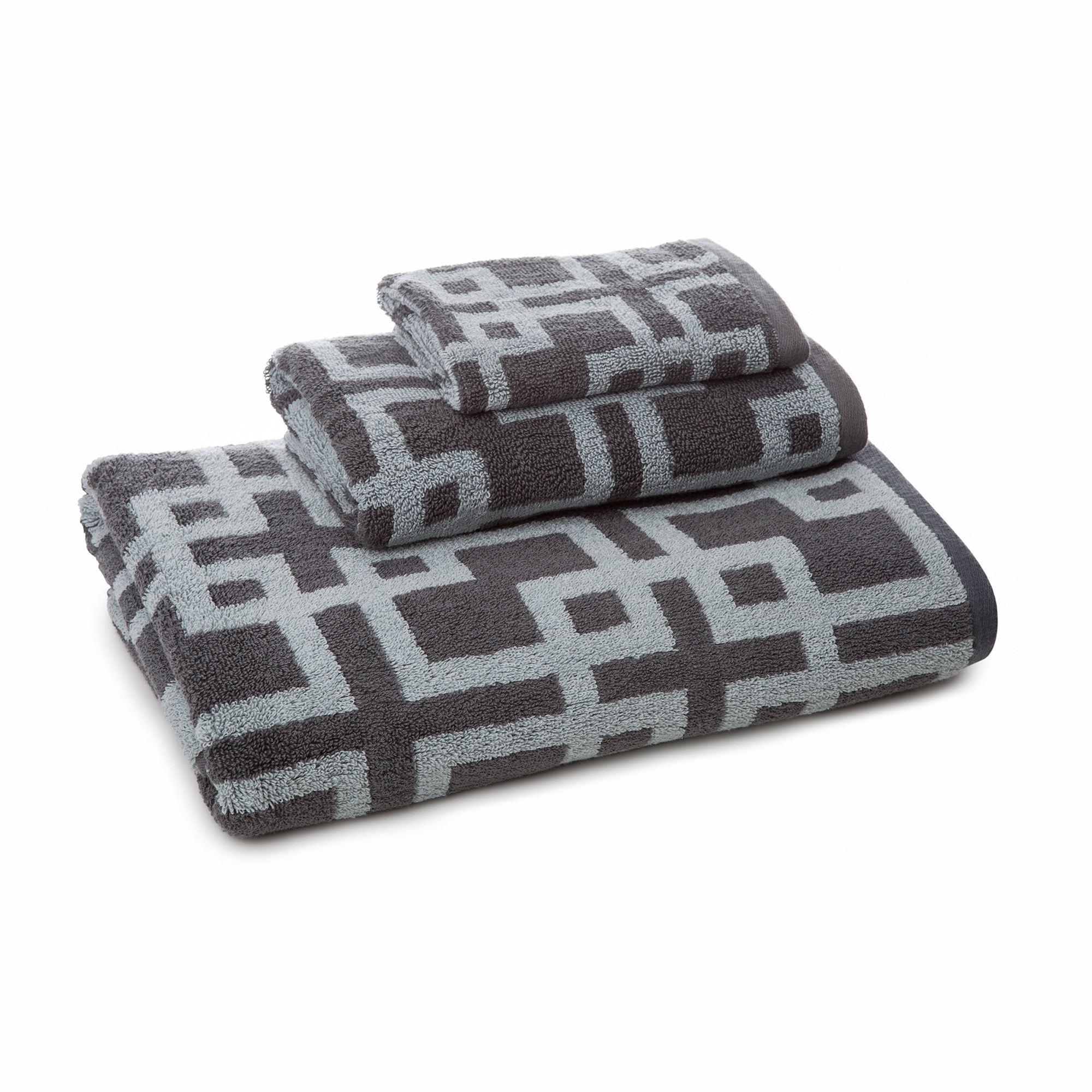 Vicki Payne Home Chippendale 3-Piece Bath Towel Set