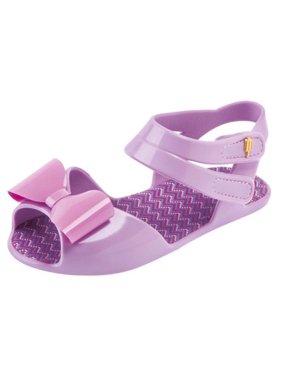 Product Image Pimpolho 30428 Bow Accent Sandal, Purple - Toddler 9.5 Medium
