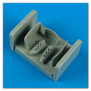 1/48 T28 Exhaust & Cooling Grills for ROD