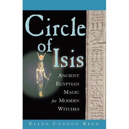 Ellen Halloween Costumes Nicki (Circle of Isis: Ancient Egyptian Magick for Modern Witches)